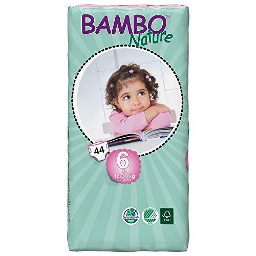 Bambo Nature Öko Windeln, 16-30 kg