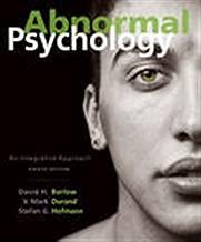 abnormal psychology 8th edition barlow