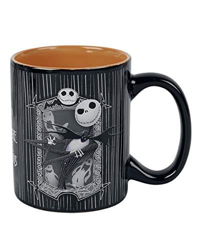 Horror-Shop Pesadilla Antes De La Navidad Jack & Zero Cup
