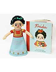 Vegara, M: Frida Kahlo Doll and Book Set