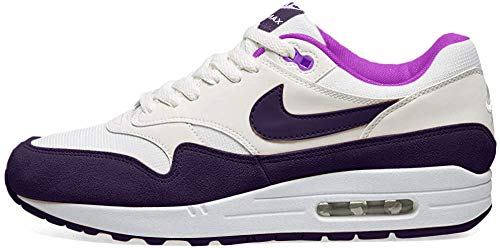 Nike Damen WMNS Air Max 1 Laufschuhe, Pink (Lt Soft Pink/Grand Purple-Hyper Violet-Summit White 610), 40 1/2 EU
