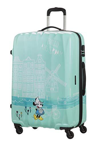 American Tourister Disney Legends Spinner L Maleta Infantil, 75 cm, 88 L,...