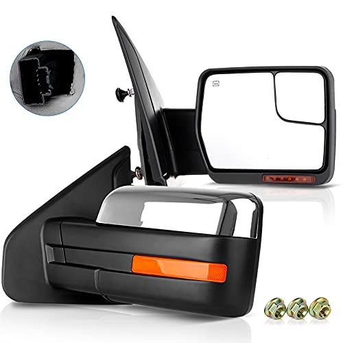 06 ford f 150 driver side mirror - 6