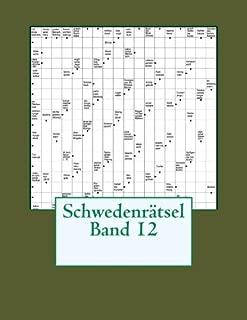 Schwedenrätsel Band 12 (German Edition)
