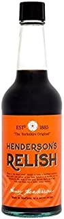Hendersons Picante Yorkshire Relish 284 ml (Paquete de 3)