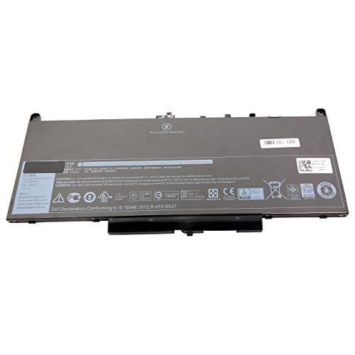BLESYS 7.6V J60J5 Batería para DELL Latitude E7270 E7470 Serie MC34Y Ordenador portátil 55Wh