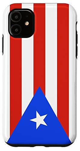 iPhone 11 Cool & Unique Puerto Rico Flag ABJ156 Case