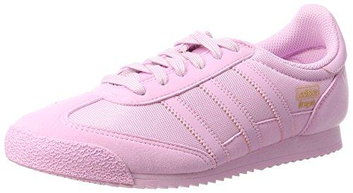 adidas Unisex-Kinder Dragon OG Sneaker, Pink (Frost Pink/Frost Pink/Frost Pink), 39 1/3 EU