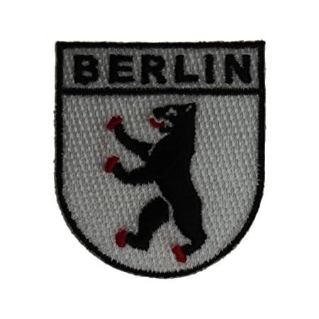 Yantec Wappen Patch Braunschweig Aufn/äher