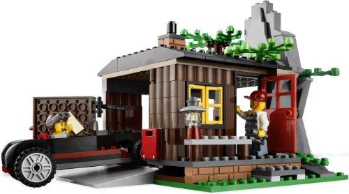 LEGO City 4438 - Ganovenversteck