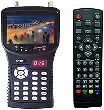 Kangput KPT-255H+TVI hd Satellite Dish Signal Finder Meter for directv Monitor