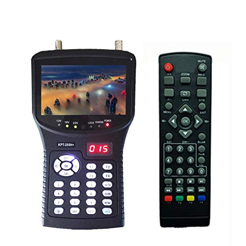 Check Out This Kangput KPT-255H+TVI hd Satellite Dish Signal Finder Meter for directv Monitor