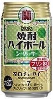 宝酒造 焼酎ハイボール シークァーサー 缶350ml×24本入【×2ケース】