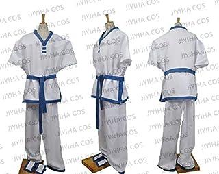 JIYIHA コスプレ衣装 COS1247 THE KING OF FIGHTERS KOF 韓国チーム チャン・コーハン風 (女性XL)