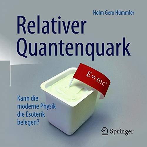 Relativer Quantenquark Titelbild