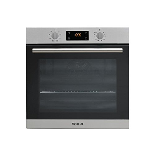 Hotpoint SA2540HIX A Rated Built-In Electric Single Oven - Stainless Steel