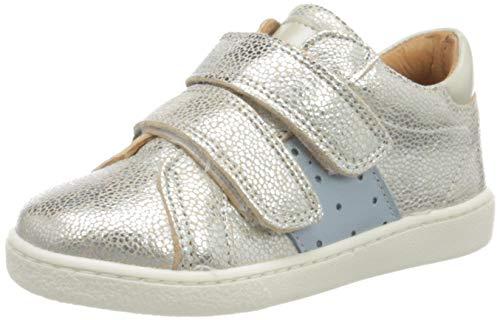 Bisgaard Damen Kadi Sneaker, Silber (Ocean 1705), 36 EU