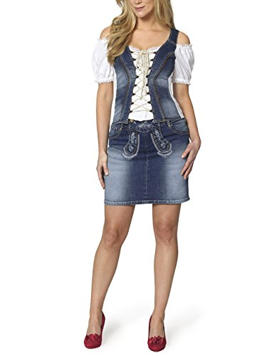 Stockerpoint Damen Kesha Rock, Blau (True Blue), 42