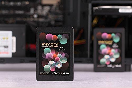 mengmi SSD 240GB 3D NAND Disque Dur Interne SATA III de 2,5 Pouces pour Booster PC/Ordinateur...