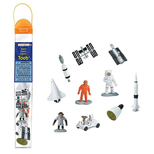 Toob Plastic Miniatures Space