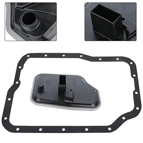 LUJUNTEC Automatic Transmission Filter Fit for 2006-2009 Ford Fusion 2010-2011 Mazda 3 2005-2007 Mazda 6 2010-2011 Mazda CX-7 2006-2009 Mercury Milan Transmission Filter Kit
