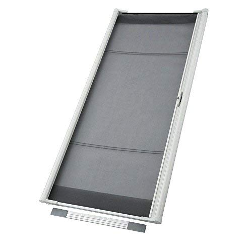 ODL ZSMW03 Brisa White Standard Retractable Screen Door