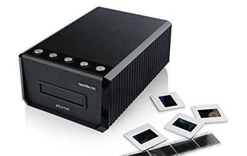 Plustek OpticFilm 135 – El mejor escáner de negativos de fácil uso