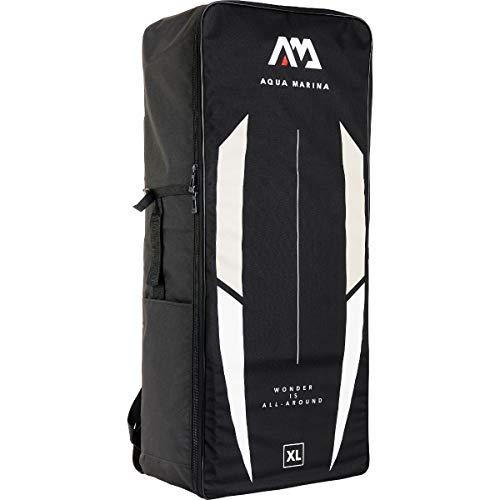 Aquamarina Zaino per SUP Premium con Cerniera XL, Unisex Adulto, Multicolore, Taglia Unica