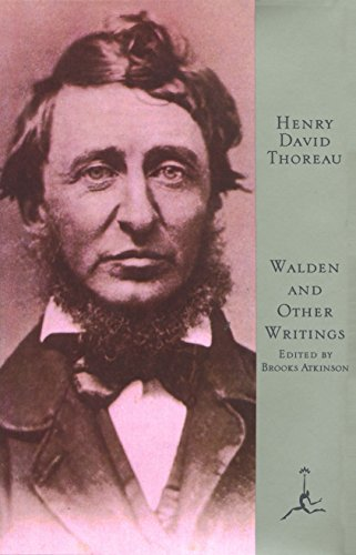 Walden and Other Writings: 0000