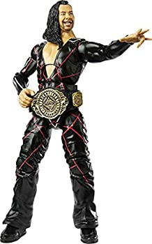 WWE Shinsuke Nakamura Elite Collection Series # 81 Action Figure 6-in Posable Collectible Gift Fans Ages 8 Years Old & Up [Styles May Vary]