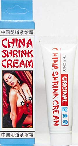 China Shrink Cream - 2 Pack 0.5 Ounces Each