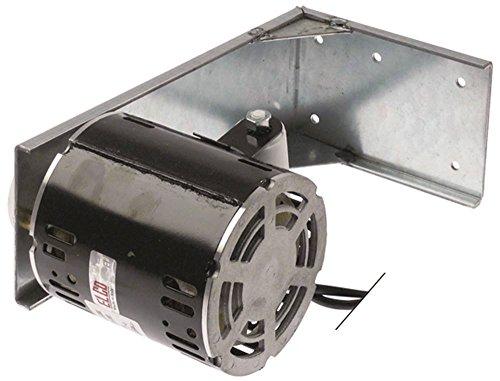 ELCO 3RGM 85-40/1 - Motor para máquina de helado ITV Pulsar-145A, Pulsar-85A, Pulsar-65A con soporte 230V 0,18kW 1300rpm 50Hz monofásico