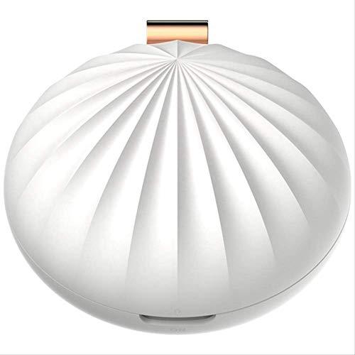 Aroma Diffuser Shell Draagbare Aromatherapie Machine Druppelen etherische olie Auto USB Home Deodorant Air Mini Luchtbevochtiger Geur Machine