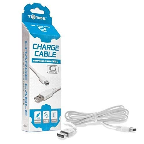 Cable charger power supply of 3m for Gamepad on console Nintendo Wii-U