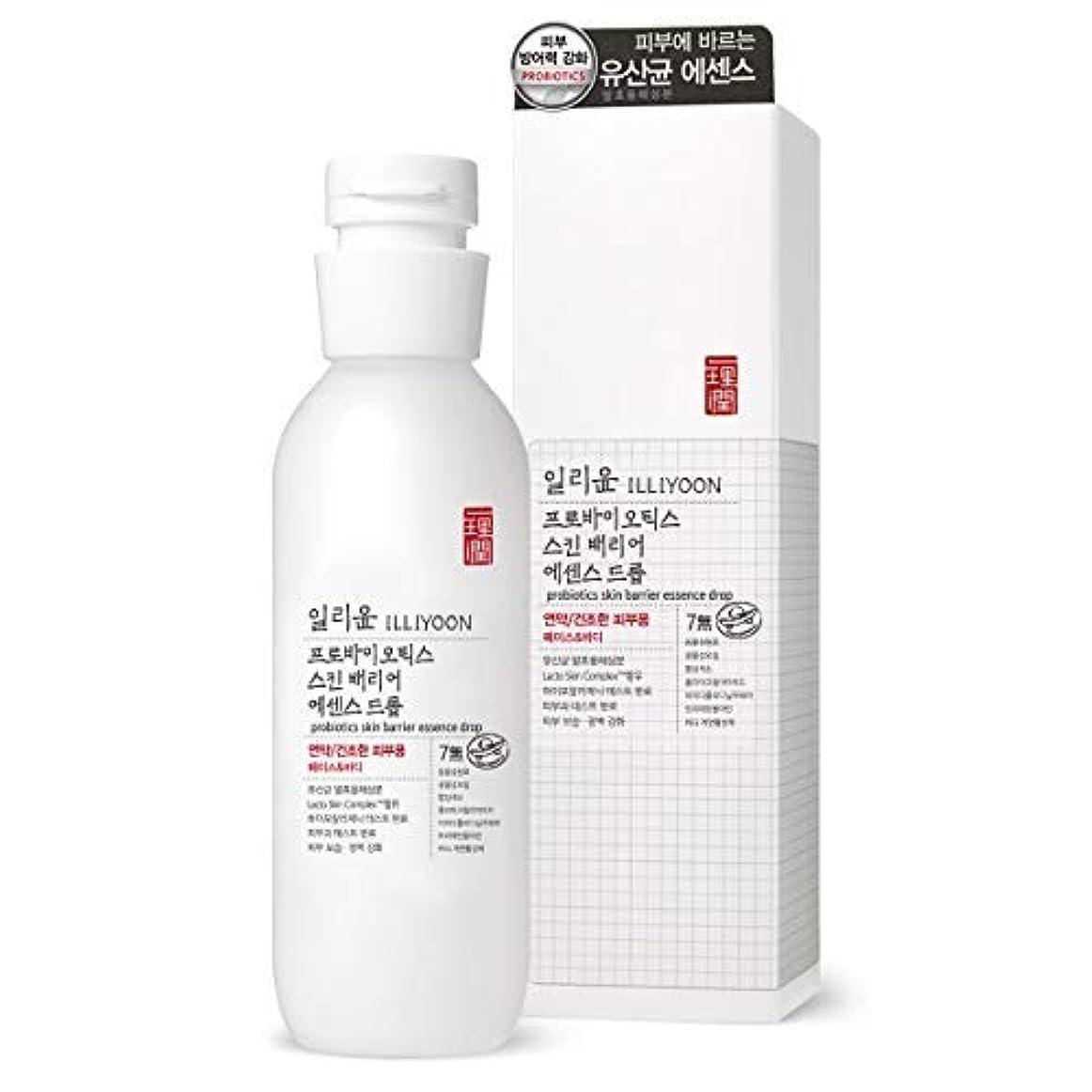 ミント巨人トラフィックイリユン プロバイオティクススキンバリアエッセンスドロップ 200ml / Illiyoon Probiotics Skin Barrier Essence Drop