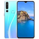 XM&LZ Teléfonos celulares desbloqueados de 10 núcleos P30 Pro 4G, teléfono Celular FHD de 6.3'Android 9.1, teléfono Celular 6GB + 128GB 4800mAh