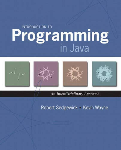 Introduction to Programming In Java: An Interdisciplinary Approach: Intro Programming Java_p1