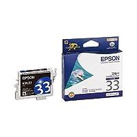 (まとめ) エプソン EPSON インクカートリッジ ブルー ICBL33 1個 【×4セット】 AV デジモノ パソコン 周辺機器 インク インクカートリッジ トナー インク カートリッジ エプソン(EPSON)用 [並行輸入品]