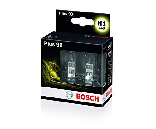 Bosch Lampes Plus 90 H1 12V 55W (Ampoule x2)