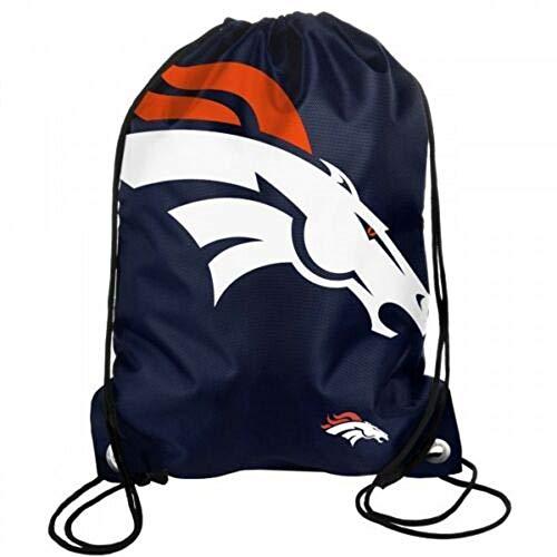 Forever Collectibles Sacca delle Squadre NFL, 49cm, Unisex, Denver Broncos