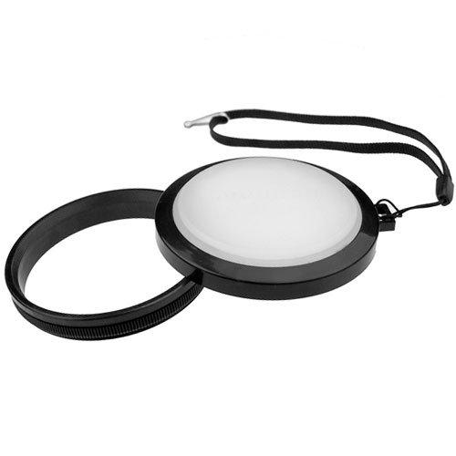 Mennon - Tapa para Balance de Blancos de 67 mm para cámara réflex Digital y videocámara...