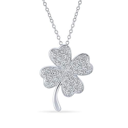Bling Jewelry Irlandais Trèfle À Quatre Feuilles Chance Char