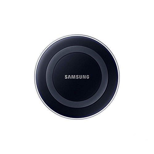 Samsung Caricabatteria Wireless per Galaxy S6, Contactless, 5 V, Nero