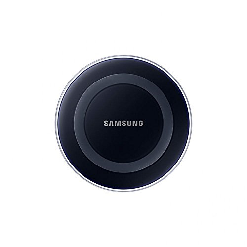 Samsung Caricabatteria Wireless per Galaxy S6, Contactless, 5 V, Nero