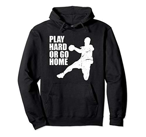 Play Hard Or Go Home - Trainingslager Pullover Hoodie