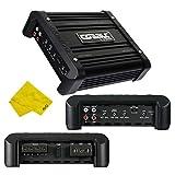 Best Orion Car Speakers - Orion Cobalt 2 Channel Amplifier – Class A/B Review