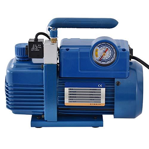 liuchenmaoyi Aquariumzubehör V-i120SV 180W Neue Kältemittel-Vakuumpumpe Klimaanlage Pumpe for R410a, R407C, R134a, R12, R22 Aquarium