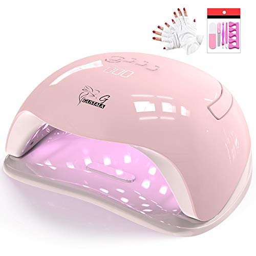 Gustala SUNX5 54W UV LED Nail Lamp Dryer Set