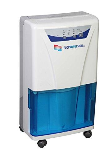 Deshumidificador by ECOPROPULSION deshumidificador eléctrico, deshumidificador habitación, deshumidificador purificador HDA-16E2L 0.23Kw/220V Code 4016