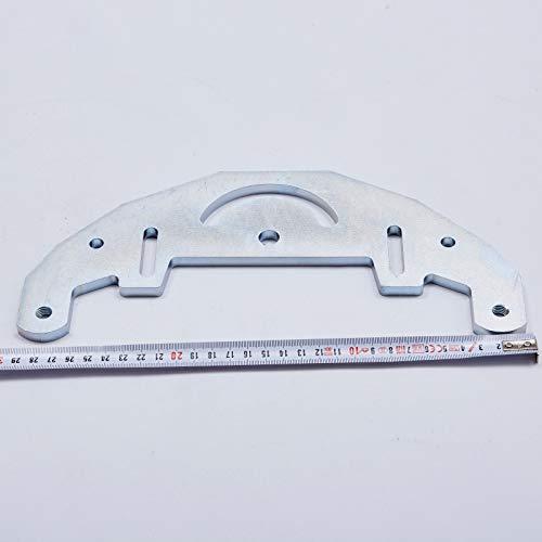 Belt Grinder Plate For 2x72 Knife Making